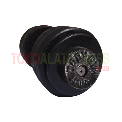 Dumbell Fix Iron 36Kg 2 wtm - Dumbell Fix Iron 36kg Body Gym