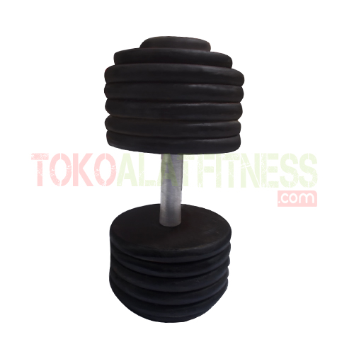Dumbell Fix Iron 36Kg wtm - Dumbell Fix Iron 36kg Body Gym