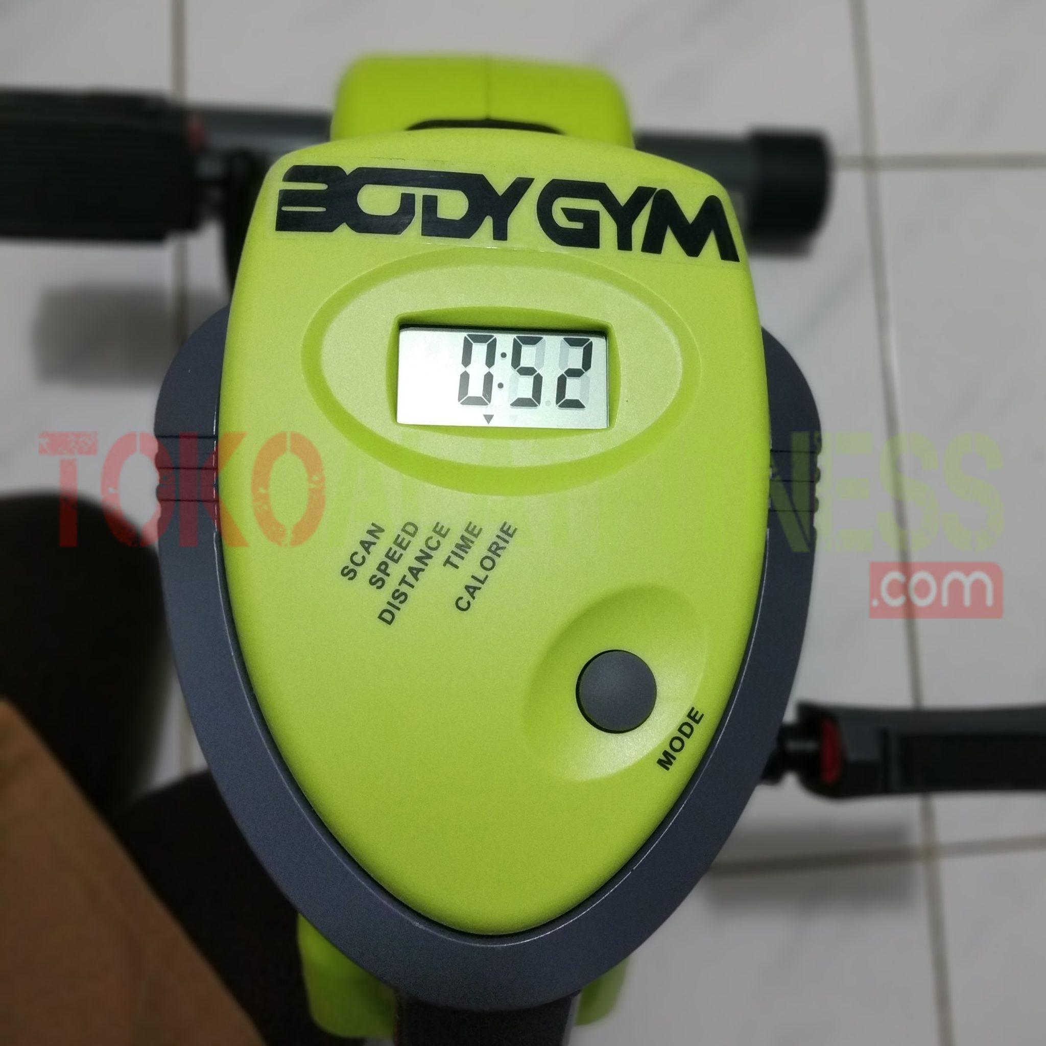 Recumbent Bike ID 630 WTM 2 - Recumbent X Bike Body Gym