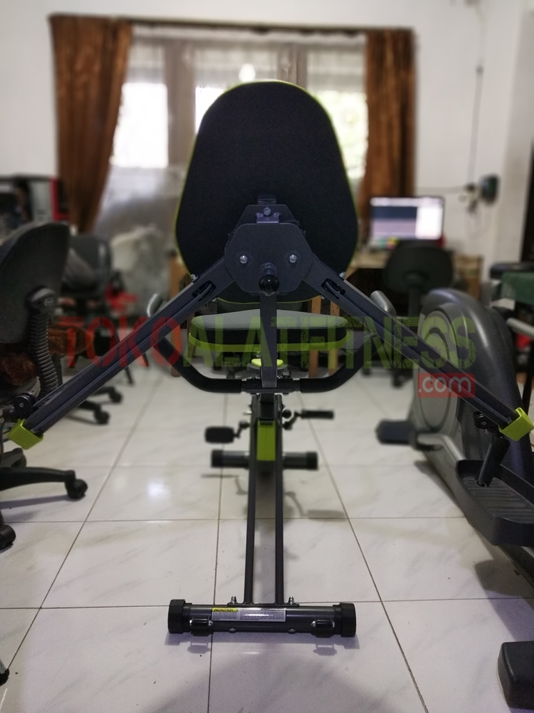 Recumbent Bike ID 630 WTM 5 - Body Gym Recumbent Bike BGD360
