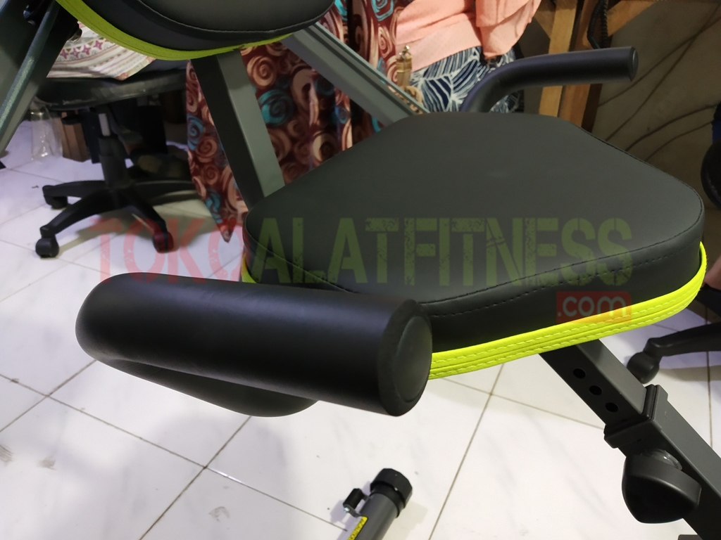 Recumbent Bike ID 630 WTM 6 - Body Gym Recumbent Bike BGD360