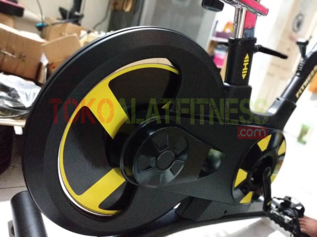 Spinning Bike ID 800 3 WTM - Spinning Bike Body Gym