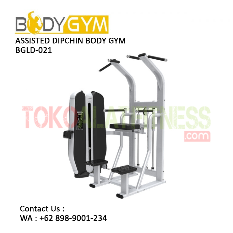TOKO ALAT FITNESS ASSISTED DIPCHIN BODY GYM BGLD 021 2 - Assisted Dipchin Body Gym BGLD-021