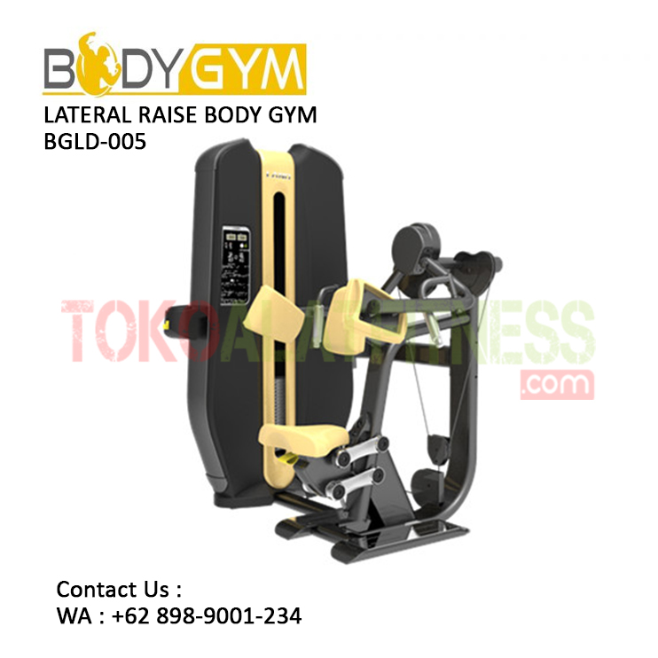 TOKO ALAT FITNESS LATERAL RAISE BODY GYM BGLD 005 2 - Lateral Raise Body Gym BGLD-005