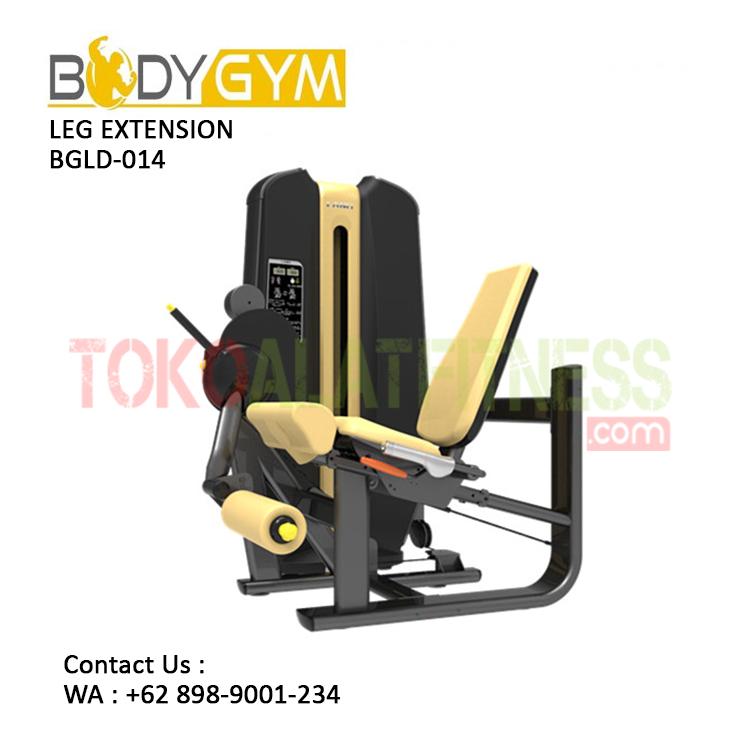 TOKO ALAT FITNESS LEG EXTENSION BGLD 014 2 - Leg Extension Body Gym BGLD-014