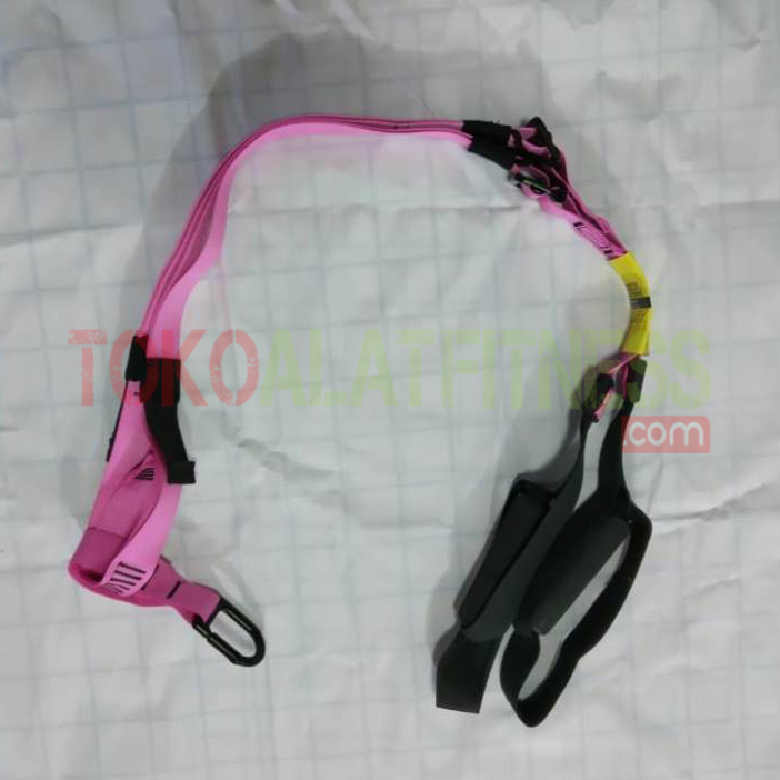 TRX HOME PINK COLOR WTM 1 - Trx Home Pink Color Body Gym - ASSTRX17