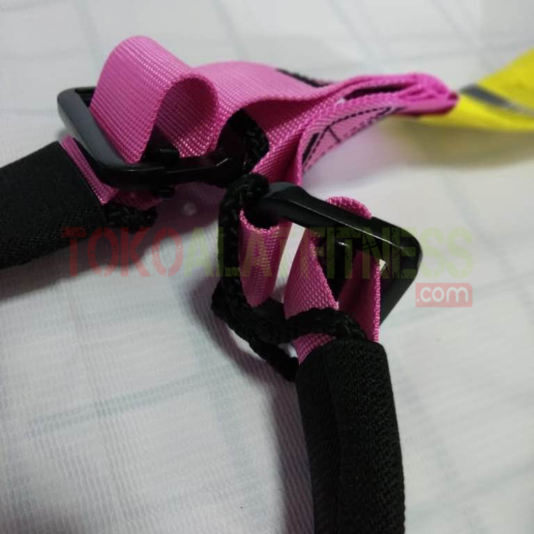 TRX HOME PINK COLOR WTM 9 - Trx Home Pink Color Body Gym - ASSTRX17