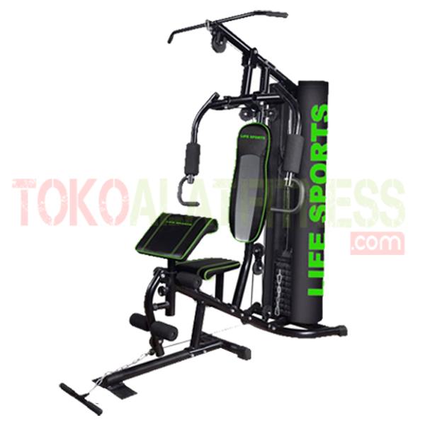 ID 804N HOME GYM WTM - Home Gym 1 Sisi BGD804N Body Gym