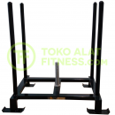 Sled Fitness tanpa plat 130x130 - Weight Sled Fitness Body Gym