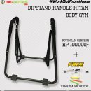 Paket 12 Dipstand Handle 130x130 - Workout Dipstand Push Up Stand Equalizer Paraler Bar with Handle Body Gym