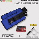 Paket 14 Ankle Weight 15 LBS 130x130 - Workout From Home - Ankle Weight 15 Lbs Joerex