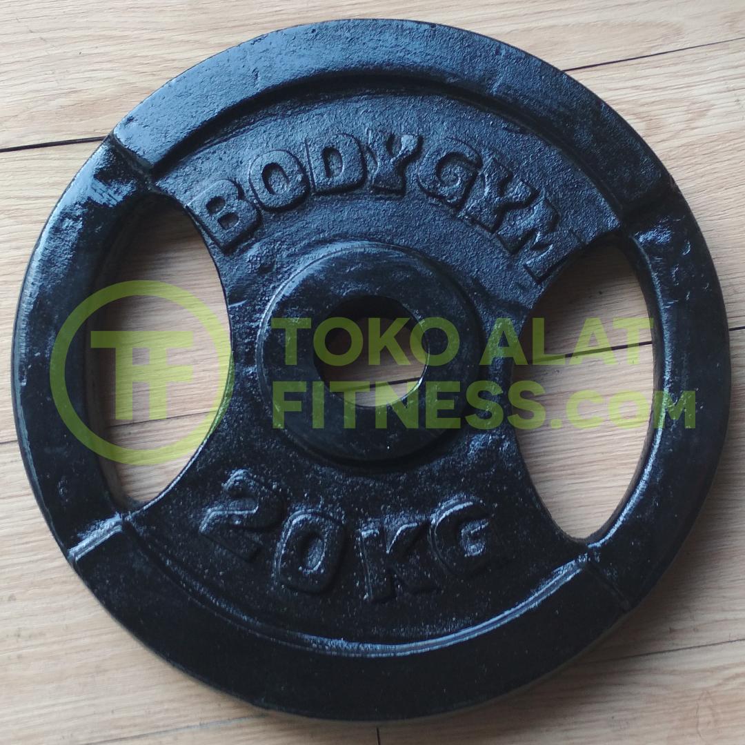 5cm 20kg asli - Iron Plate 5cm 20 Kg Body Gym - IPB57A