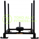 Sled Fitness 130x130 - Weight Sled Fitness Body Gym with 3 Iron Plate 10kg (25% off)