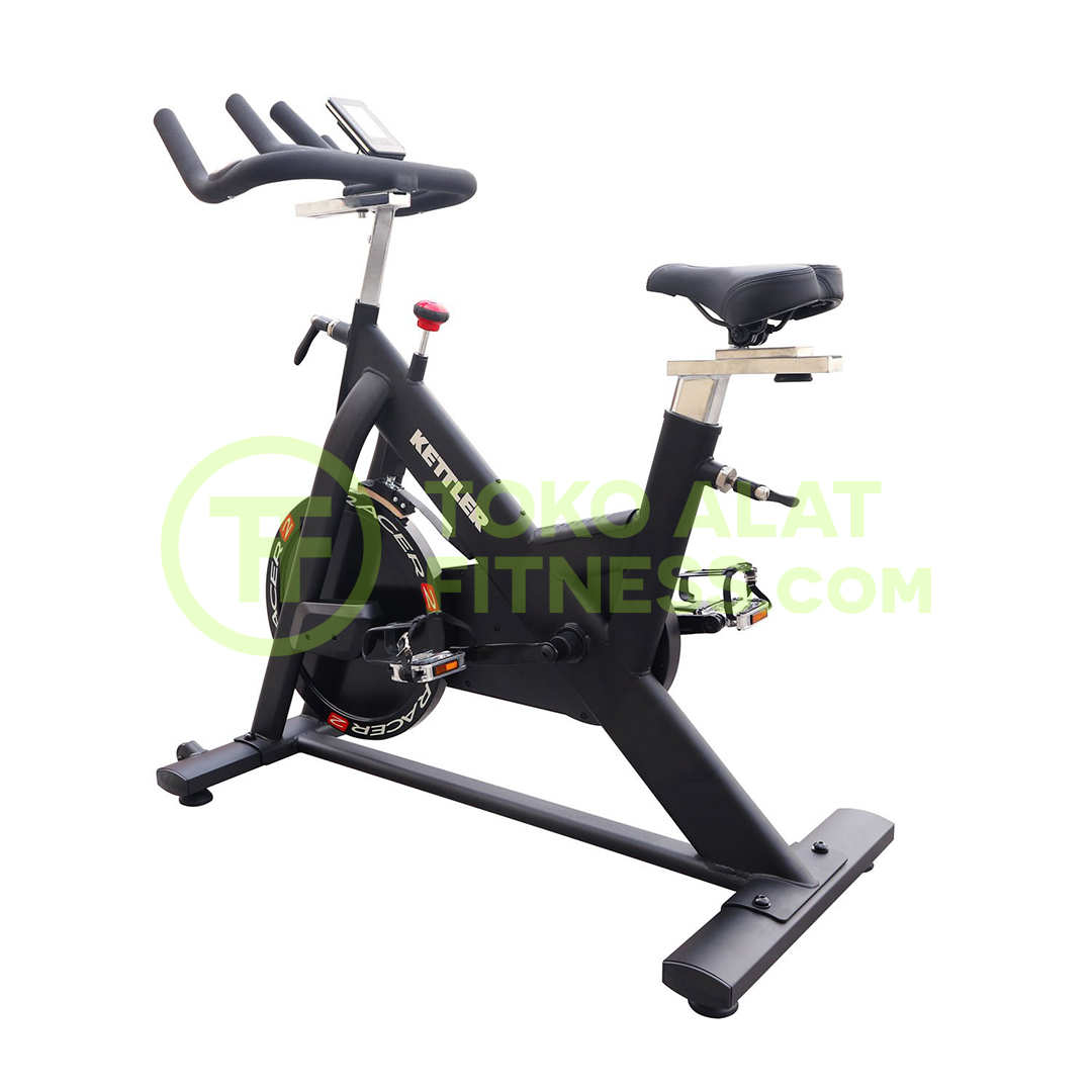 Toko Alat Fitness Premium Quality Spinning Bike Racer 2 BGKR2 Kettler WTM 2 - Spinning Bike Racer 2 Kettler