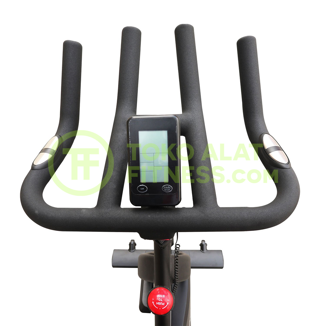 Toko Alat Fitness Premium Quality Spinning Bike Racer 2 BGKR2 Kettler WTM 3 - Spinning Bike Racer 2 Kettler