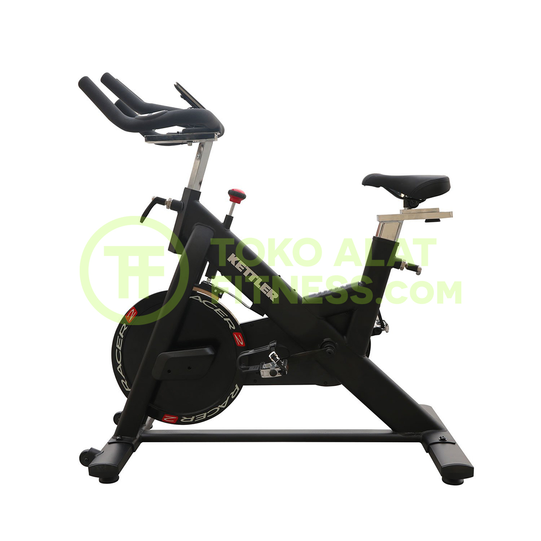 Toko Alat Fitness Premium Quality Spinning Bike Racer 2 BGKR2 Kettler WTM 4 - Spinning Bike Racer 2 Kettler