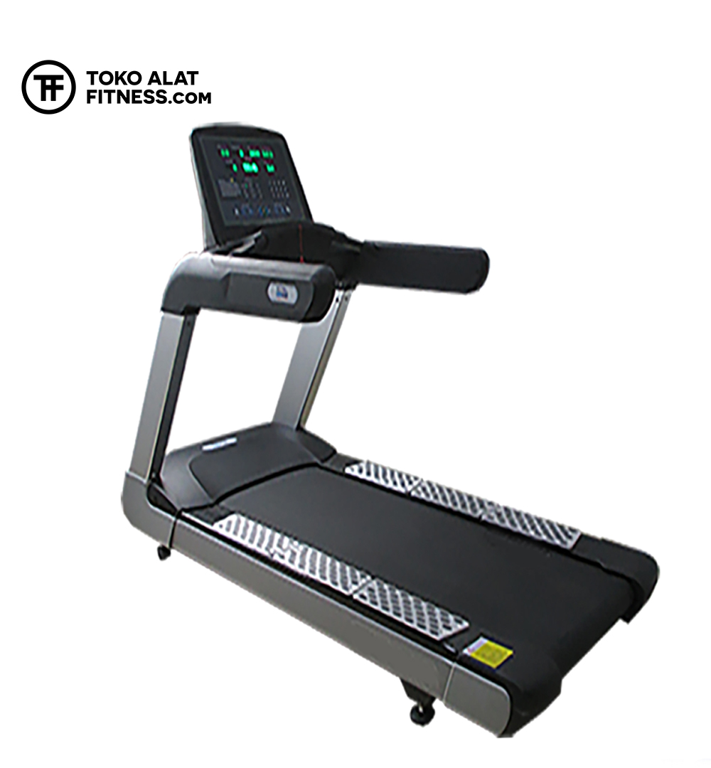 Alat Fitness Premium Quality BGT26 Big Electric Treadmill 7 Hp Motor AC 1 - Big Electric Treadmill 7 Hp Motor AC Body Gym - BGT26A