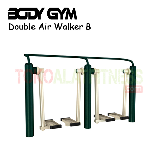 AFO 50 Alat Fitness Outdoor Double Air Walker B - Double Air Walker B - Alat Fitness Outdoor - AFO-50