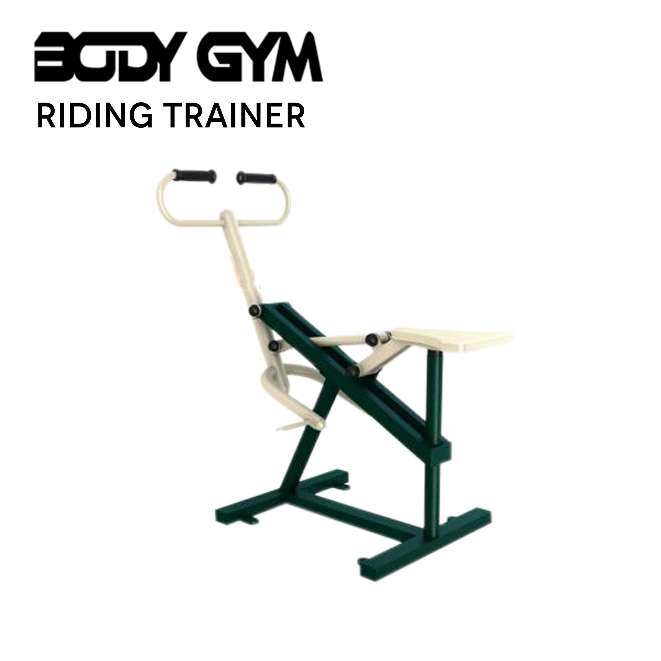 RIDING TRAINER NO WM scaled - Riding Trainer - Alat Fitness Outdoor - AFO-56