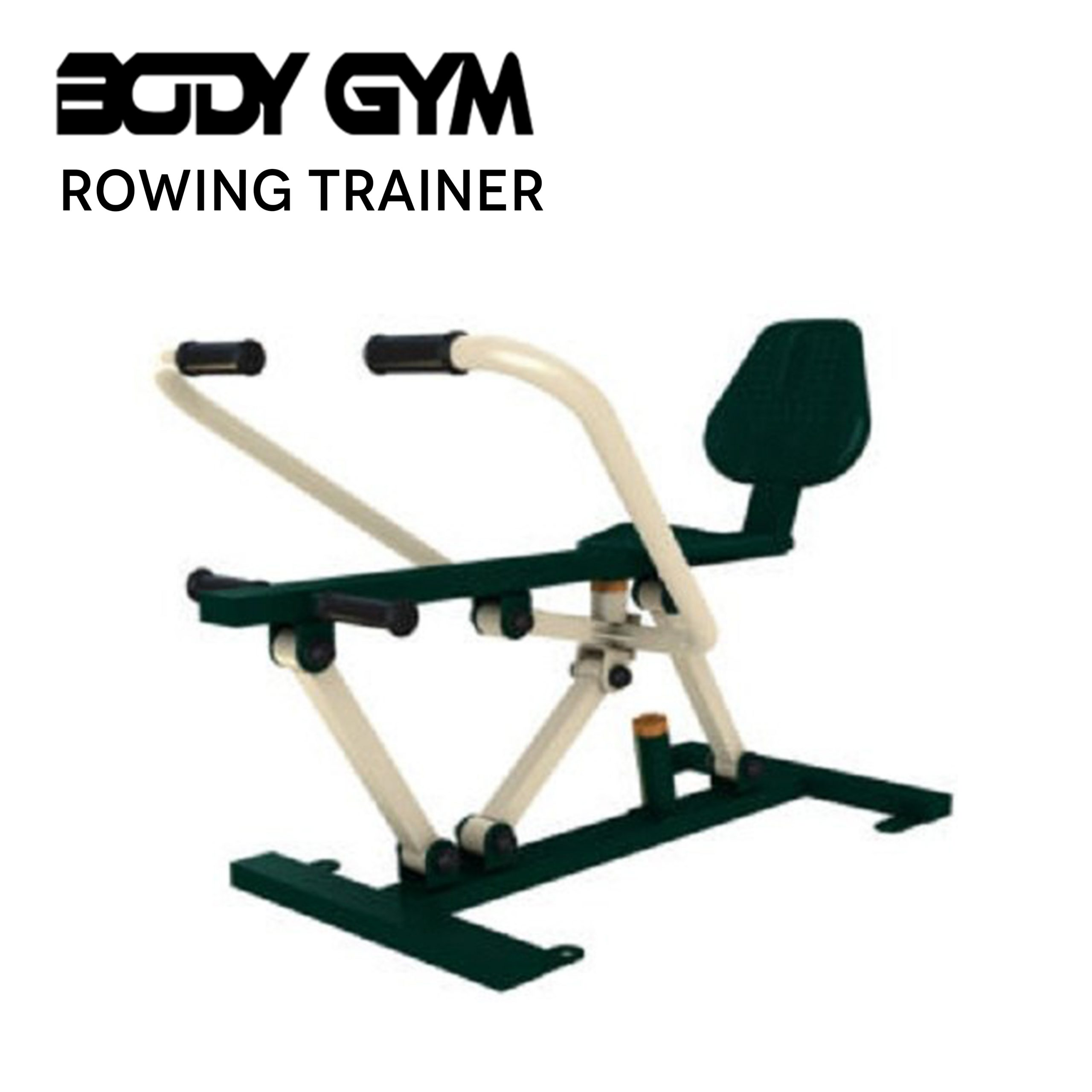 ROWING TRAINER AFO 06 ALAT FITNESS OUTDOOR TAMAN HOTEL scaled - Rowing Machine - Alat Fitness Outdoor Premium Quality - AFO-60
