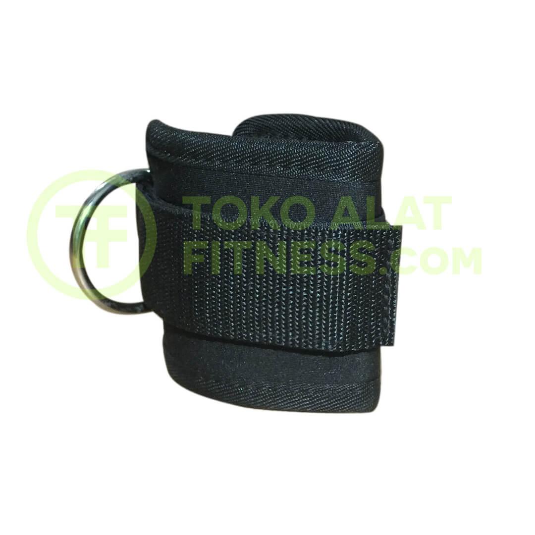 Ankle Lifting Strap Hitam ASSAF37C - Ankle Lifting Strap Hitam Body Gym