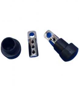 SPT122 CONNECTOR WITH RUBBER COVER SPARE PART ALAT FITNESS 260x280 - Sparepart Alat Fitness CONNECTOR WITH RUBBER COVER
