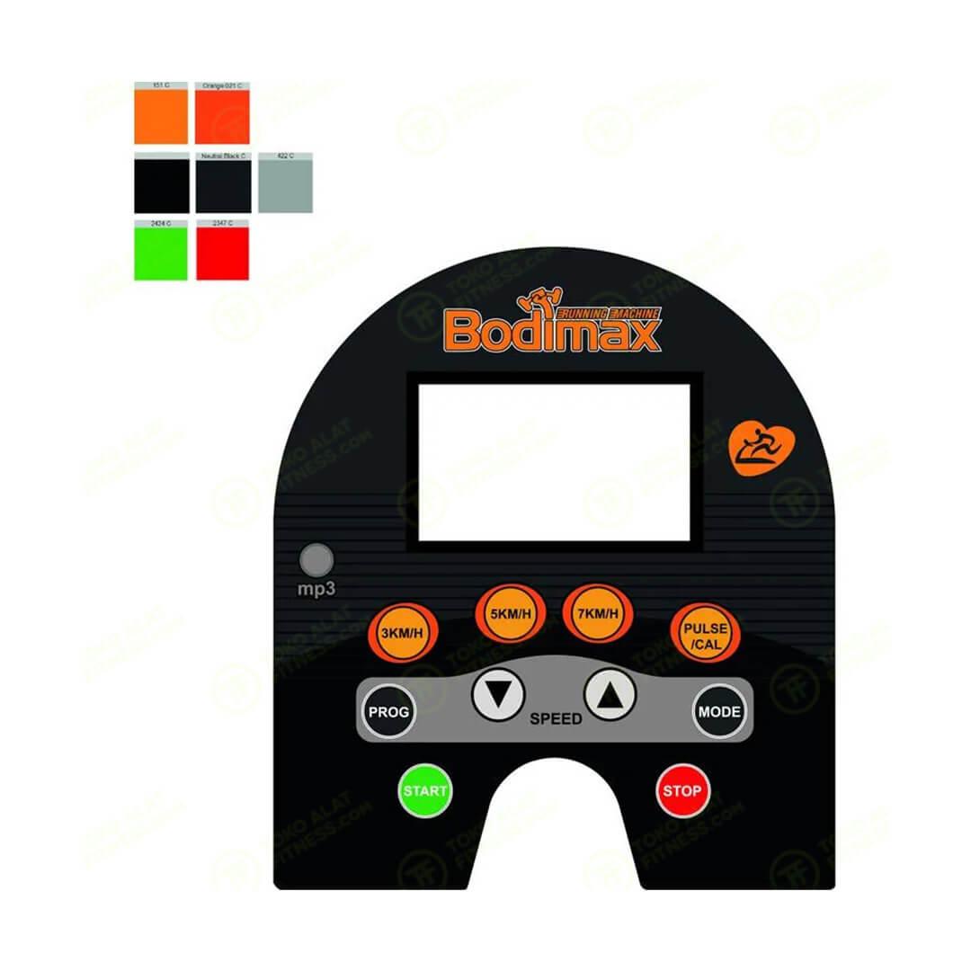 Bodimax running machine toko alat fitness bagian monitor - Treadmill Bodimax Running Machine