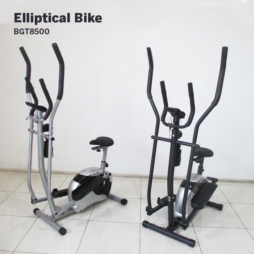 BGT8500 Elliptical Bike realpic - Elliptical Bike BGT8500